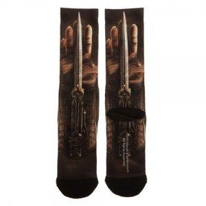 c20e0405f Bioworld Underwear   Socks - Assassin s Creed Hand Blade Sublimated Men s  Socks